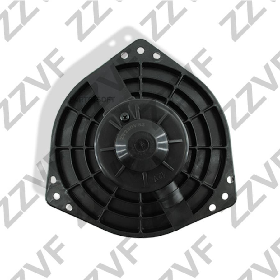 Моторчик вентилятора радиатора