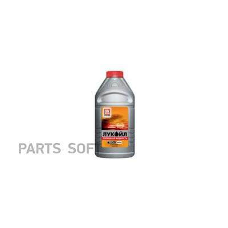 Жидкость тормозная dot 4, 'BRAKE FLUID', '0,455л