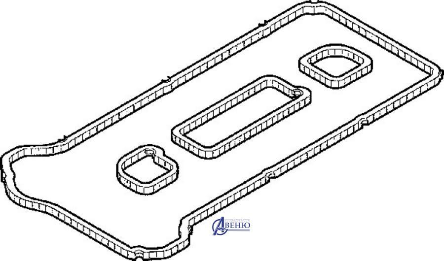 Комплект прокладок крышки клапанов