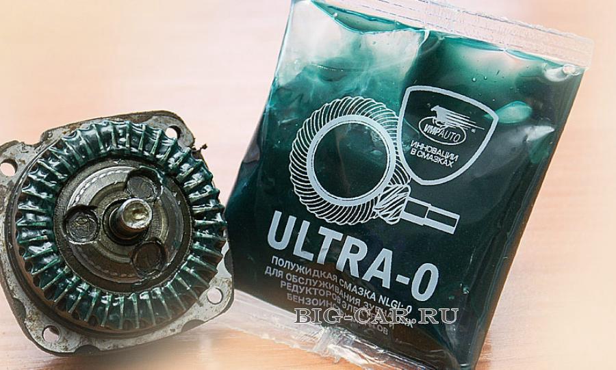 ULTRA - смазка  для электроинструмента. Продлите жизнь болгарке