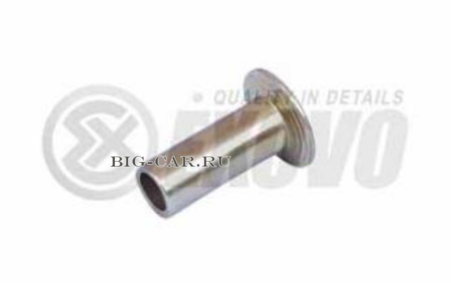 Заклепки сталь трубчатые L10 6.35x15.9 (к-т 100шт.)