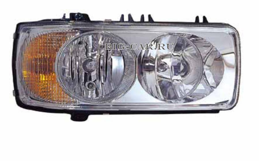 Фара головная правая DAF XF95 09/'02-'08, CF65/CF75/CF85 12/'00-'08,LF45/LF55 01/'01-'08