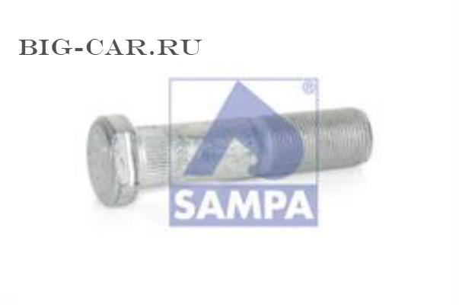 Болт колесный M22*1.5 L=92 Iveco EuroTech/Trakker