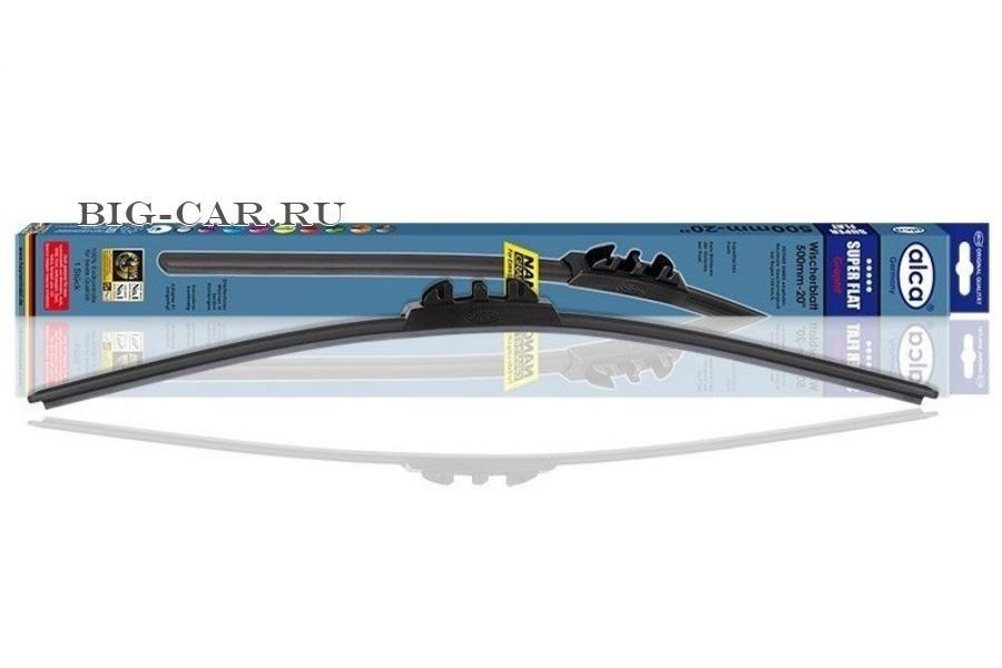 "Щетка стеклоочист. 18"" /45 см SUPER FLAT 048000"