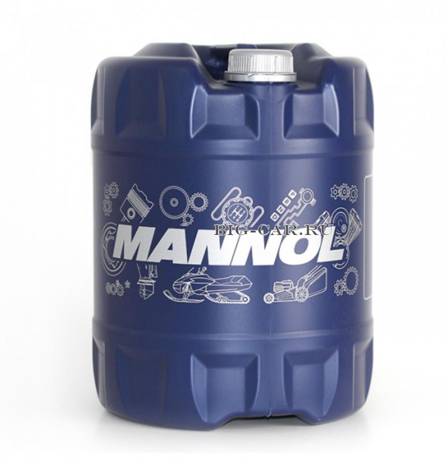 Масло  Molibden Benzin 10W-40 API SL/CF 20L (MN7505-20)