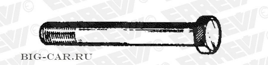 Болт задн.рессоры М30x3.5x250