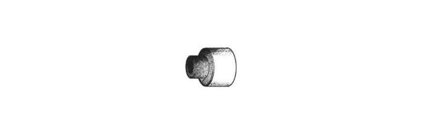 Сайлентблок подвески [16,5x27/43x58]