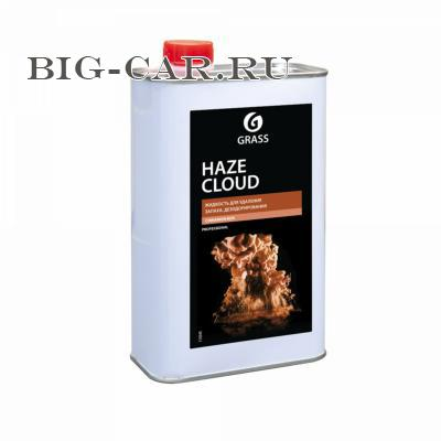 """Жидкость для удаления запаха, дезодорирования """"Haze Cloud Cinnamon Bun"""" (канистра 1 л)"""