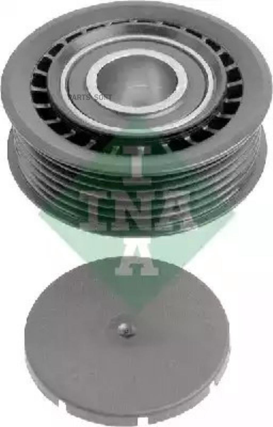 Ролик натяжной навесного оборудования