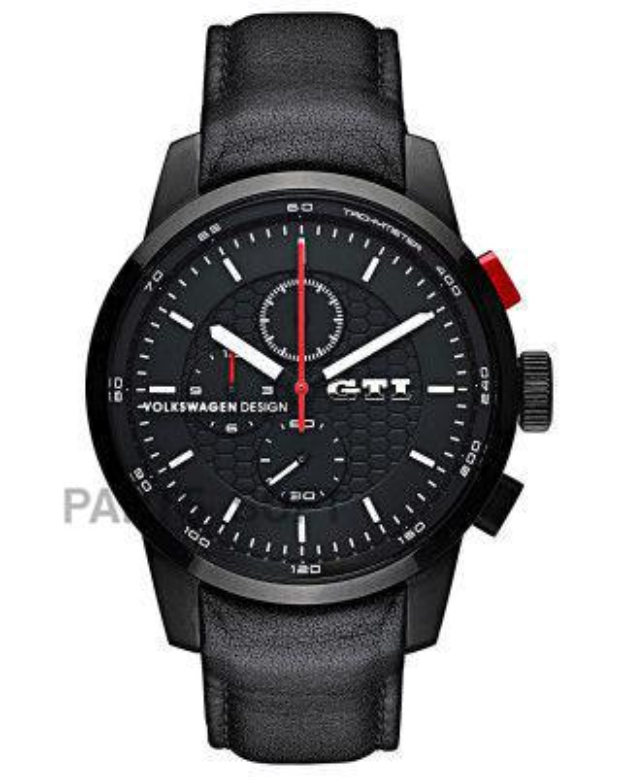 Наручные часы Volkswagen GTI Chronograph Unisex Black