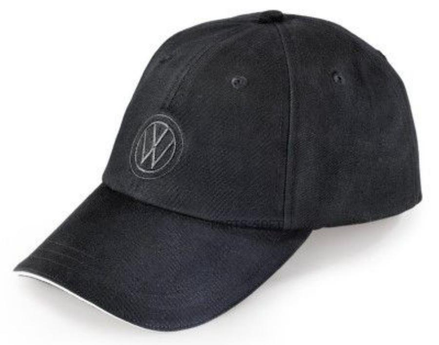 Бейсболка Volkswagen Baseball Cap With Logo Black