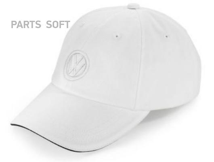 Бейсболка Volkswagen Logo White