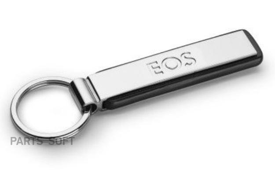 Брелок Volkswagen EOS Key Chain Pendant Silver Metal
