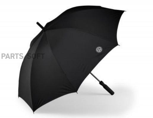 Зонт трость Volkswagen Stick Umbrella Black