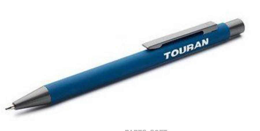 Шариковая ручка Volkswagen Touran Ballpoint Pen Blue