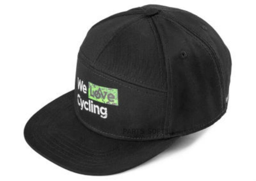 """Бейсбольная кепка """"We love cycling"""""""