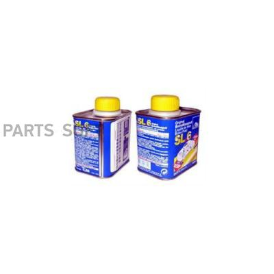 Жидкость тормозная dot 4, 'Brake Fluid SL,6', '0,25л