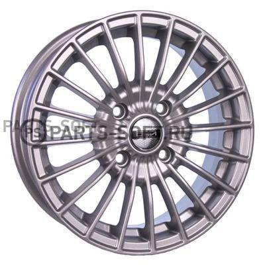 6,5x16/5x112 ET38 D57,1 637 Silver