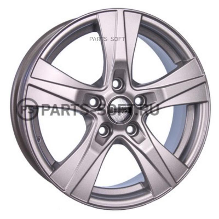 6,5x16/5x115 ET41 D70,1 643 Silver