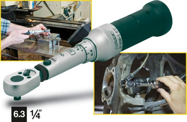 Torque Wrench - SYSTEM 6000 CT - Release Accuracy Tolerance ± 2% *)