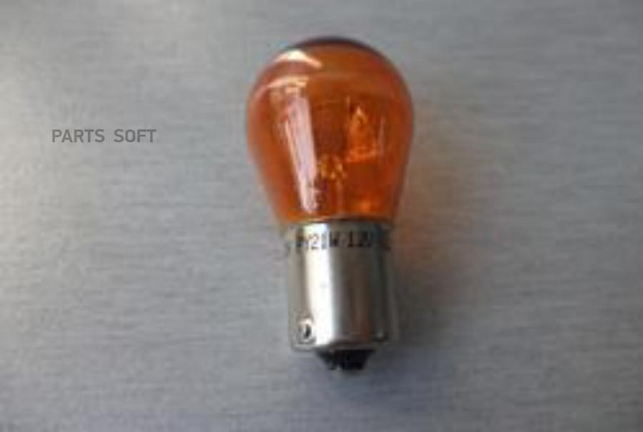Лампа накаливания ECO PY21W 12V 21W BAU15s