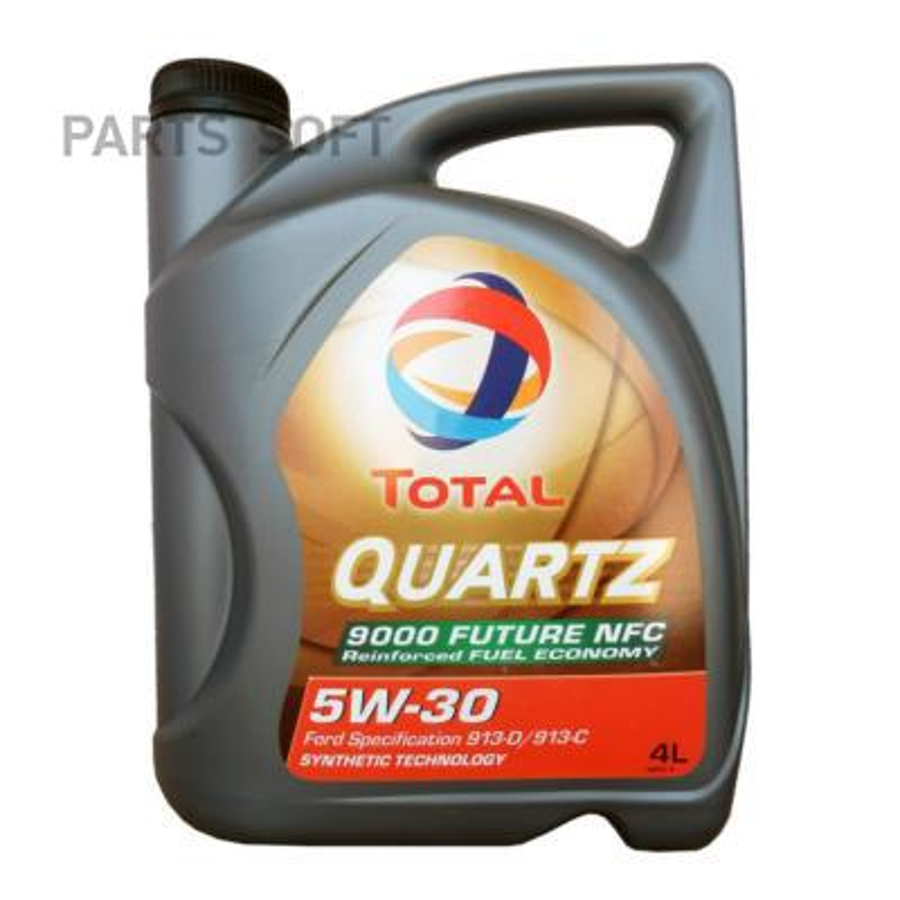 Моторное масло QUARTZ 9000 FUTURE NFC