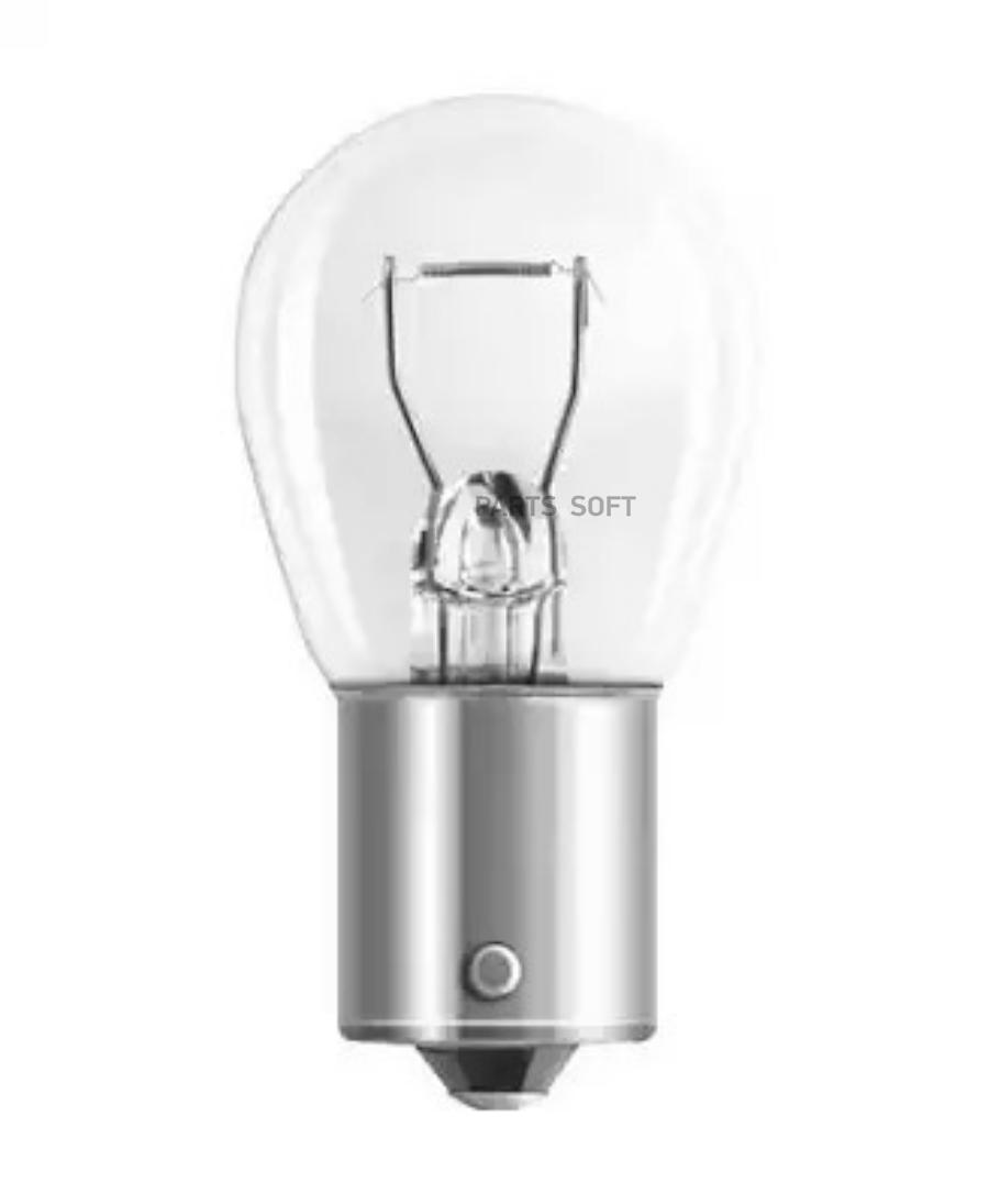 Лампа P21W 12V 21W BA15s ORIGINAL LINE качество оригинальной з/ч (ОЕМ)