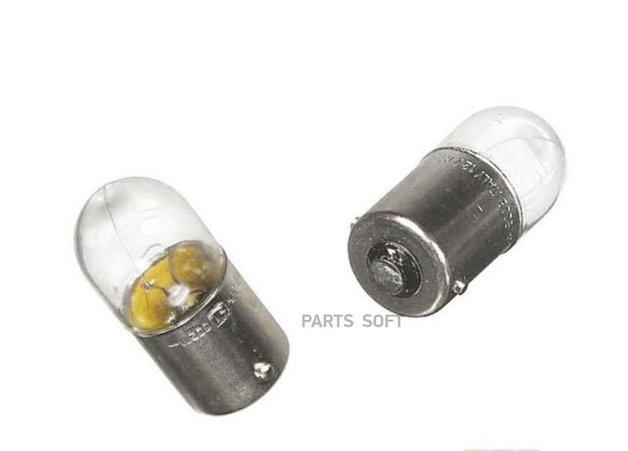 Лампа накаливания 12V 10W BA15S 1 конт. (VL-BA15S-09)