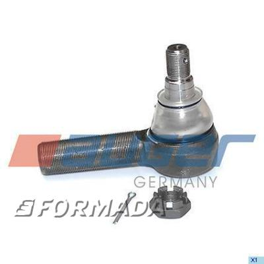 2.53004 Наконечник рулевой тяги M30x1,5 RHT VOLVO F10/F12/FL10/F16/F7/FL12/FL6/FL7