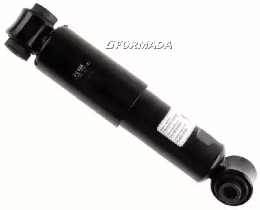 312668 Амортизатор подвески 278-413 O/O 20x78 20x68 /SAF