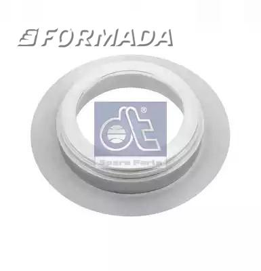 0537007200 Кольцо ступицы металл шайба упорная 97x187x34