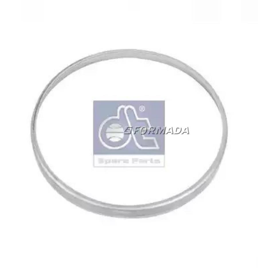 300015 Кольцо уплотнительное ступицы колеса прицепа 139,5/131X12,5 /BPW 6-9t