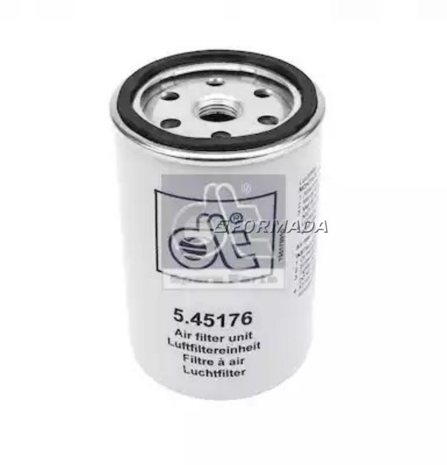 5.45176 Фильтр ADBLUE D=78 H=119.5 M16x1.5 DAF LF45/55 CF75 CF85 XF95/105