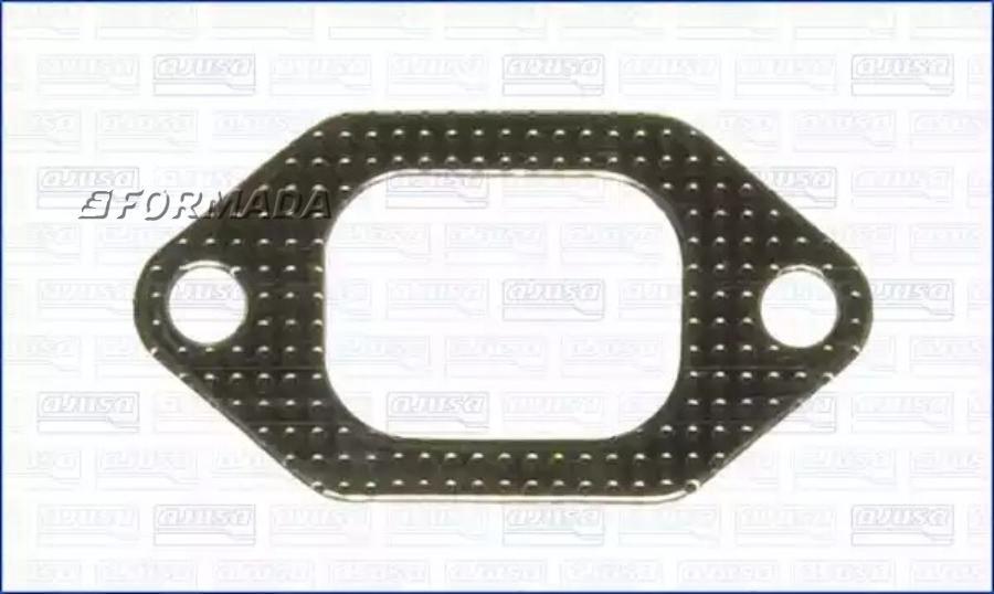 13021100 Прокладка выпускного коллектора (VO Прокладка выпускного коллектора TD/THD100A/B/D 424634 )