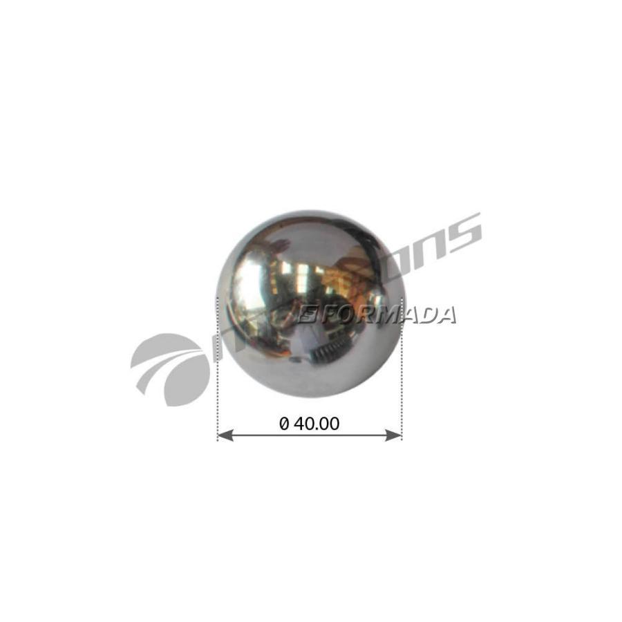 600069 Шарик торм колодки d40mm / SAF