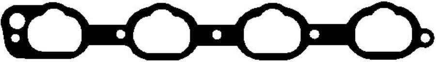 Прокладка впускного коллектора технический картон
