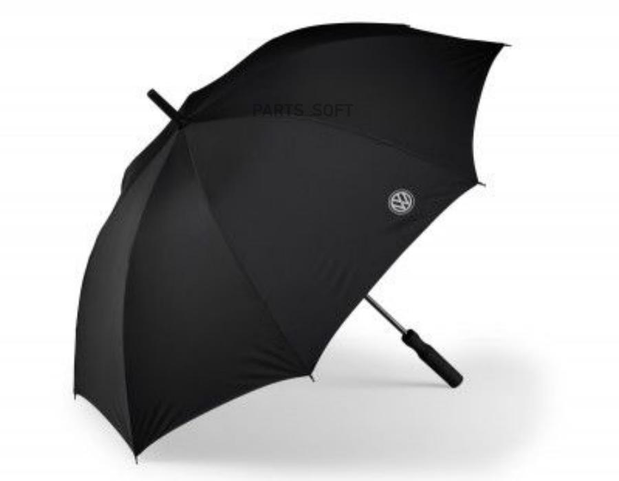 Зонт трость Volkswagen Stick Umbrella Black