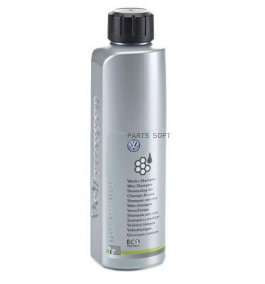 Восковой шампунь Volkswagen Wash And Wax Shampoo