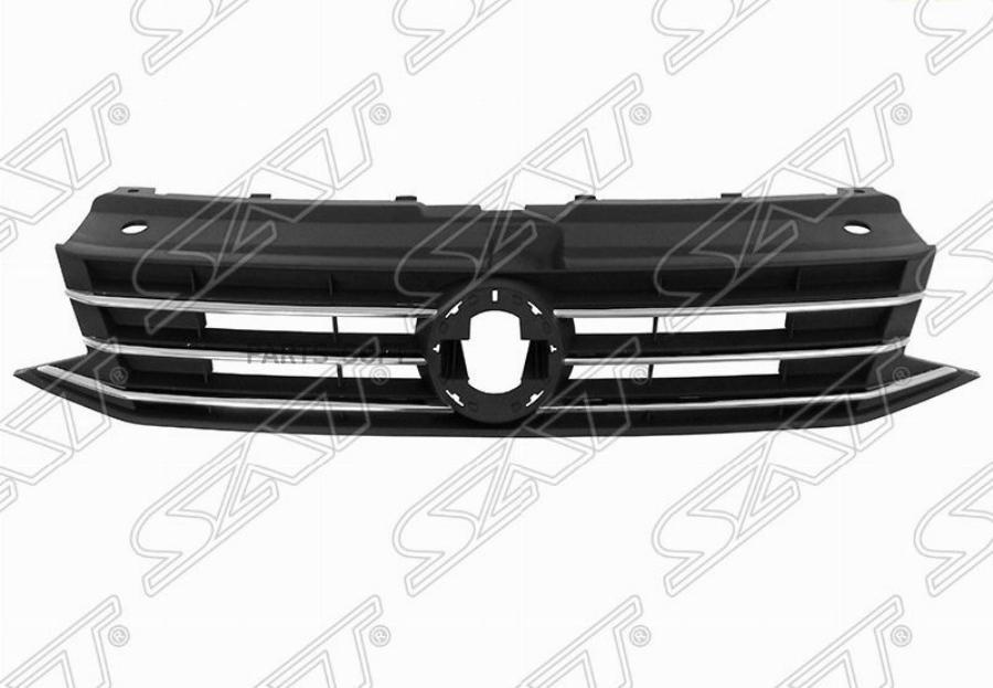 Решетка VW POLO 15-20 4D