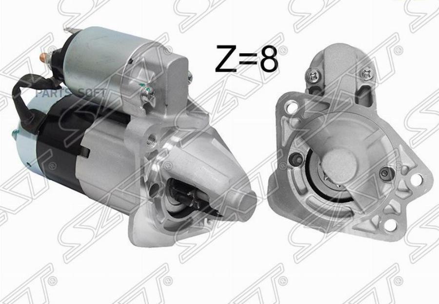 Стартер MAZDA 3 BK Z6 1KW / 12V (восстановленный)