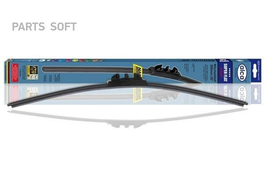 "Щетка стеклоочист. 15"" /38 см SUPER FLAT 045000"