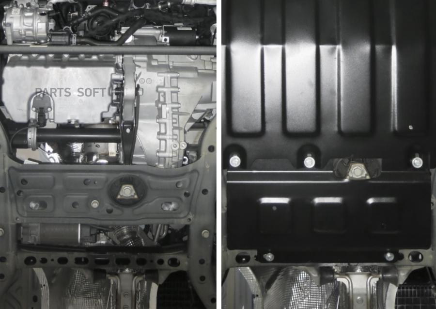 Защита электродвигателя рулевой рейки