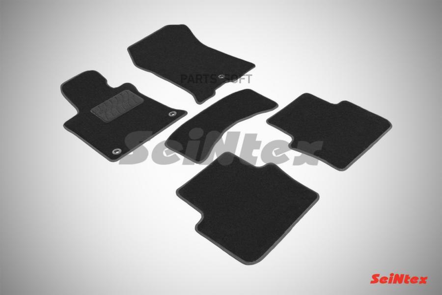 Ворсовые коврики LUX для Acura TLX 2,4 2014-н.в.