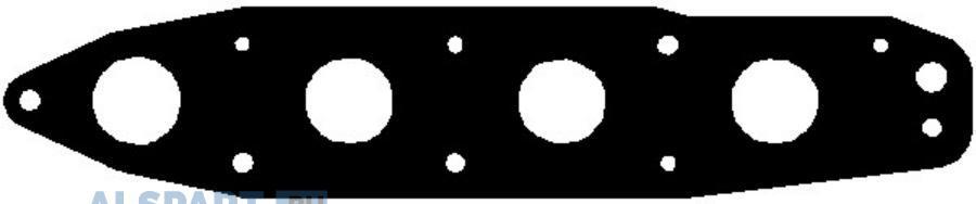 Прокладка выпускного коллектора металлическая