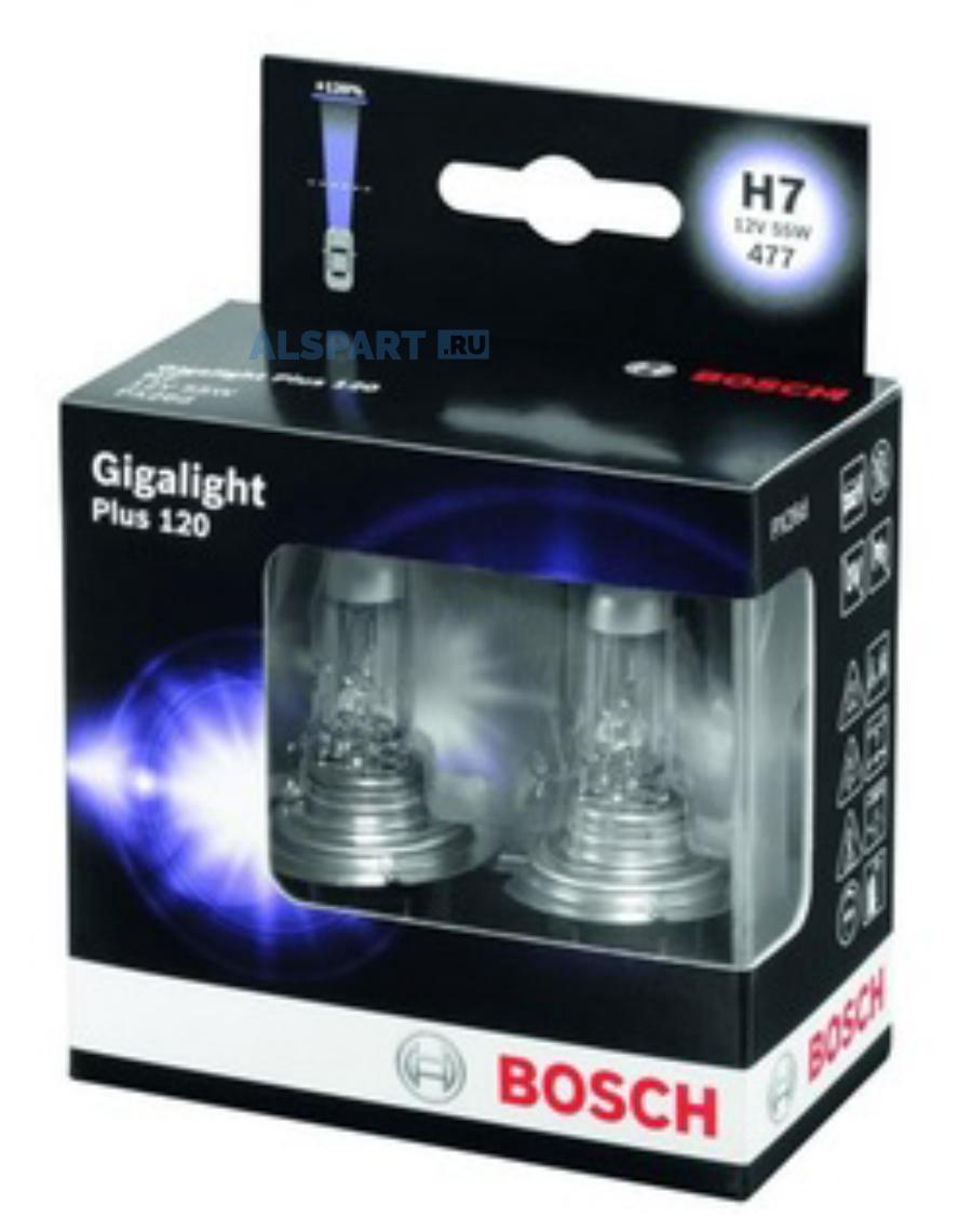 Лампа накаливания H1 12V 55W P14.5S