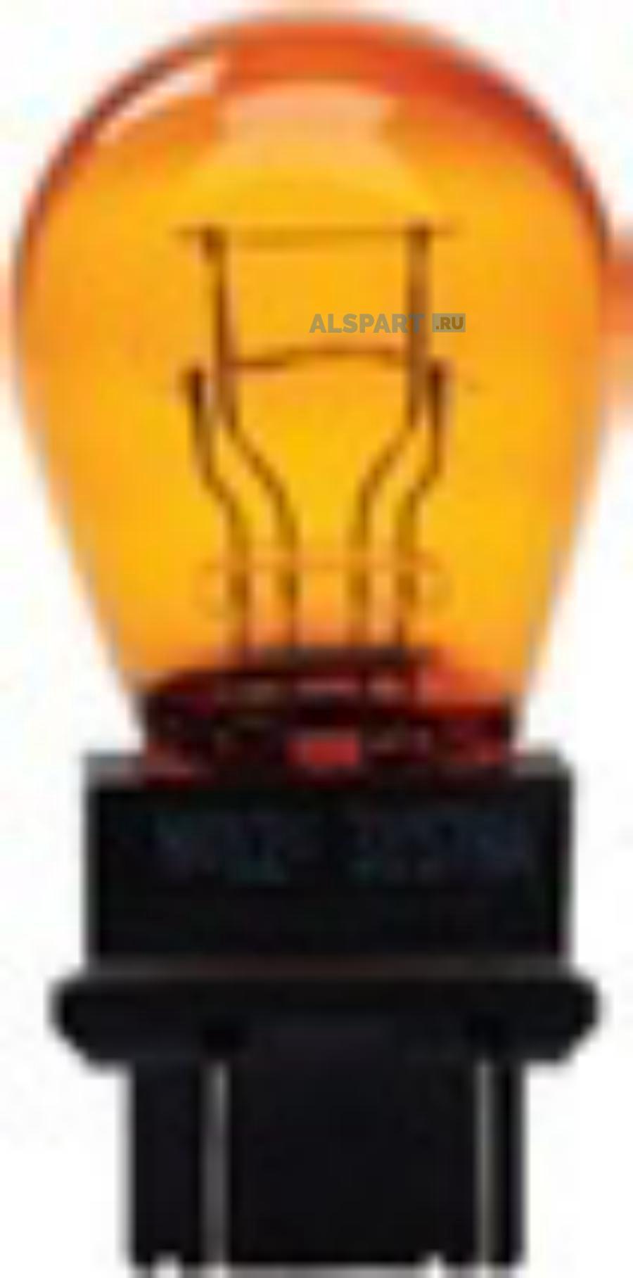 Лампа PY24/2W 12V W2,5x16q AMBER