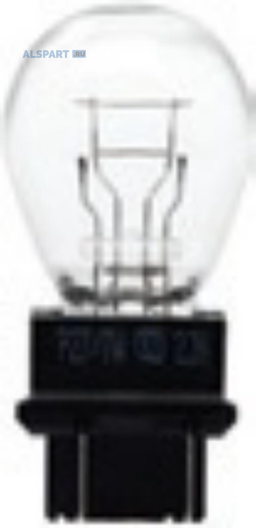 Лампа P27/7W 12V W2,5x16q