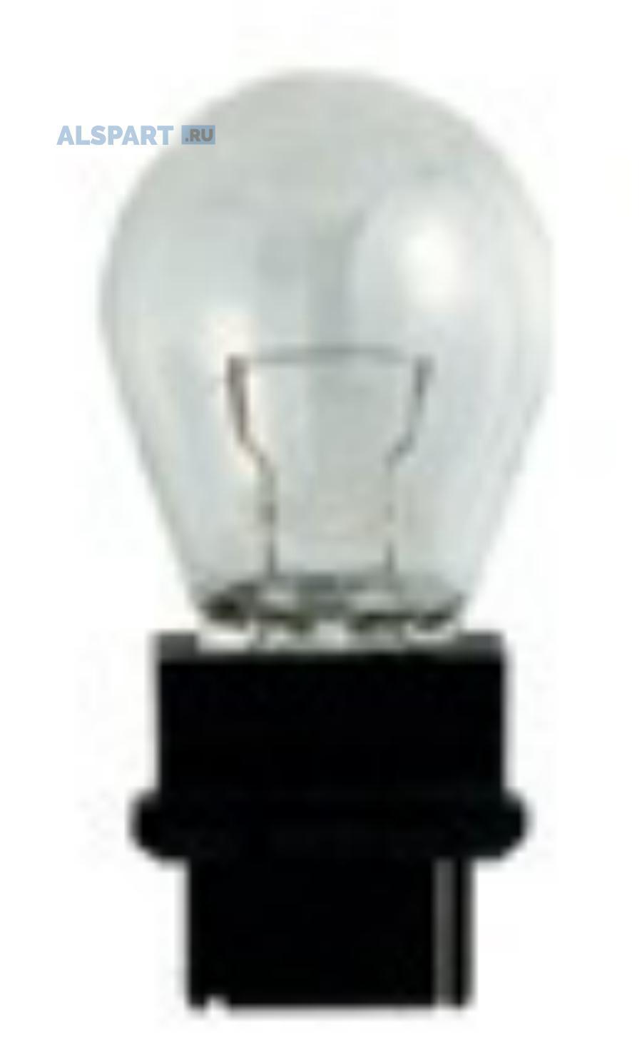 Лампа накаливания P27W 12V W2,5x16d