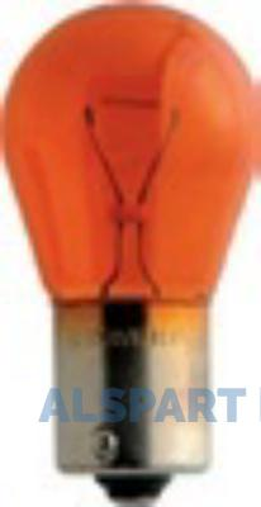 Лампа PY21W S25 12V 21W BAU15S ORANGE B2