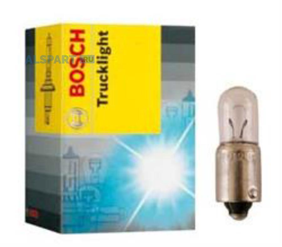Лампа T2W 24V 2W